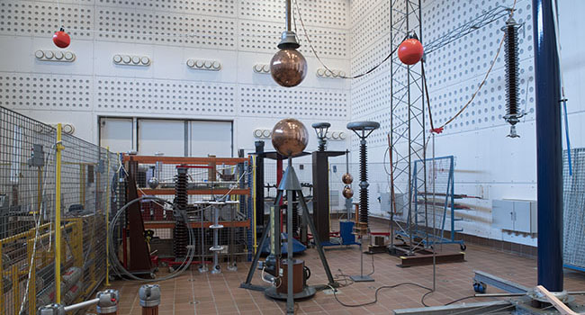 High Voltage Laboratory