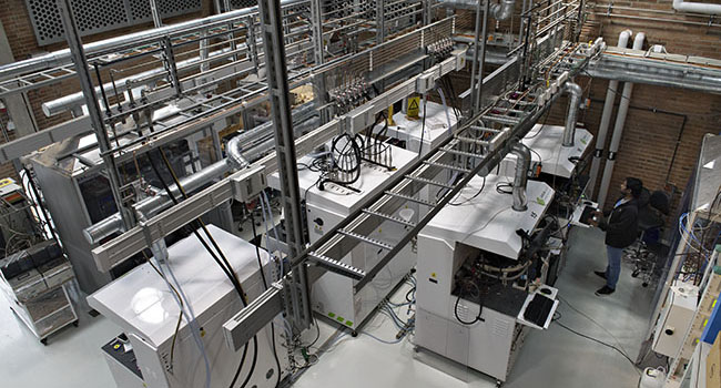 Fuel Cells and Electrofuels Laboratory