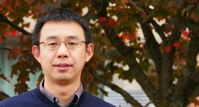 International acclaim for AAU energy researcher Xiongfei Wang