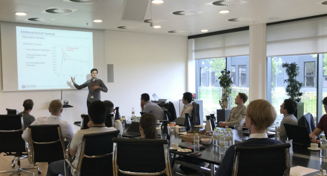 Workshop between Energinet (Danish TSO) and the eGrid Research Program