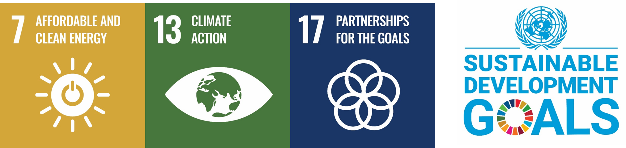 WindFlag contributes to SDGs